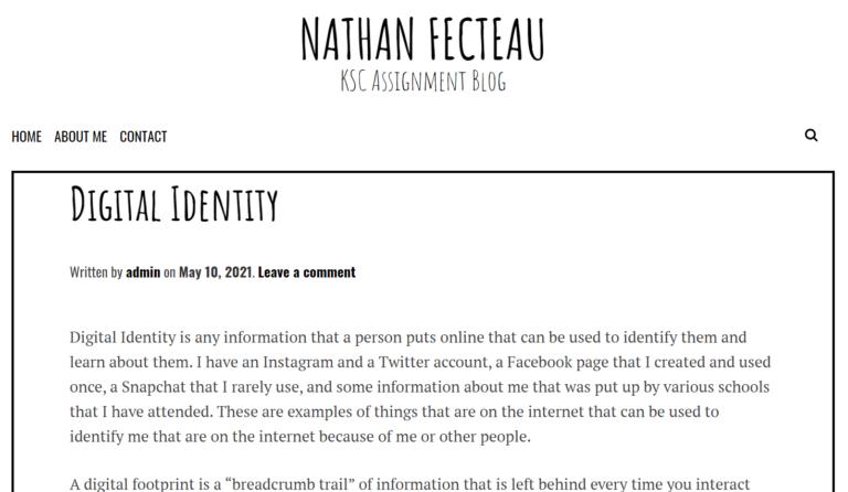 Nathan Fecteau